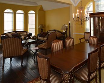 Residential Interior In San Antonio, TX